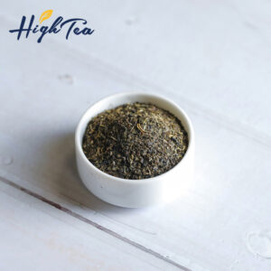 Grounded Tea Leaves-Jasmine Green Tea Bag 528