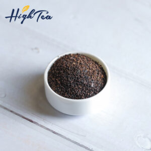 Grounded Tea Leaves-High Tea Special Black Ground Tea Leaf