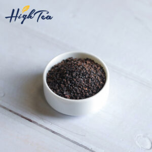 Grounded Tea Leaves-Ceylon Black Ground Tea Leaf 0323A