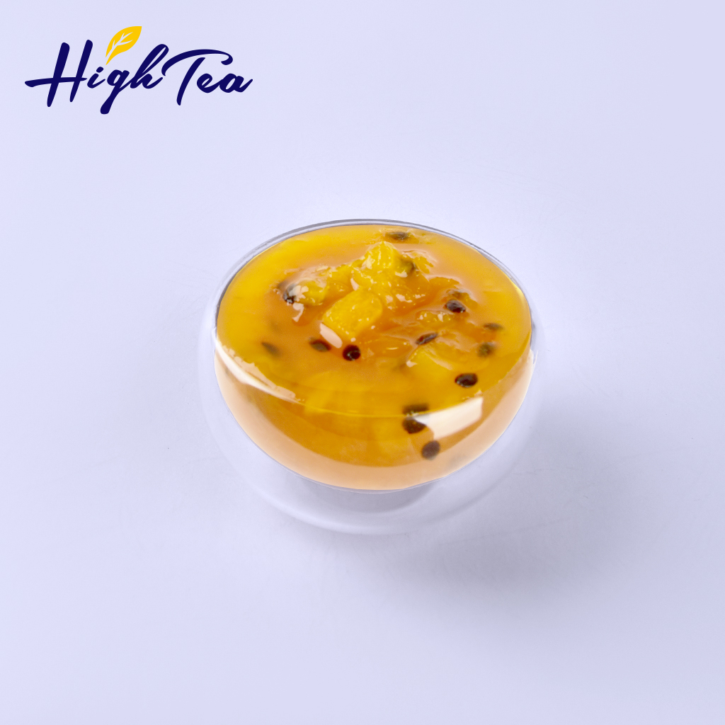 Toppings-Golden Passion Fruit Mixed Fruit Jam