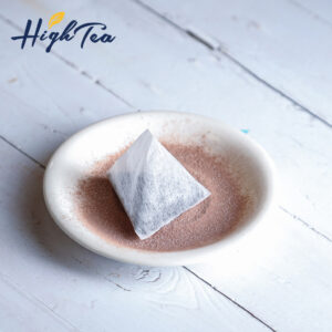 Tea Bag Powder Pack-Cocoa Earl Grey Black Tea Powder