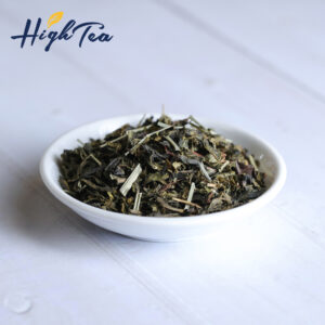 Loose Tea Leaves-Lemongrass Green Tea Leaf