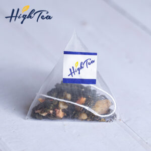 Pyramid Tea Bag-Peach Oolong & Green Tea Bag