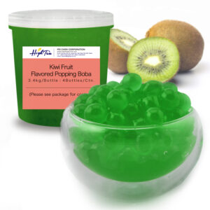 Popping Boba-Kiwi Fruit Flavored