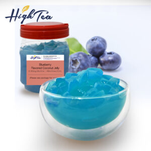 Konjac Coconut Jelly-Blueberry Flavored Coconut Jelly