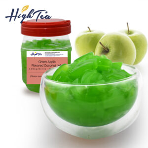 Konjac Coconut Jelly-Green Apple Flavored Coconut Jelly