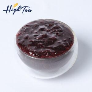 Toppings-Sweetened Purple Rice