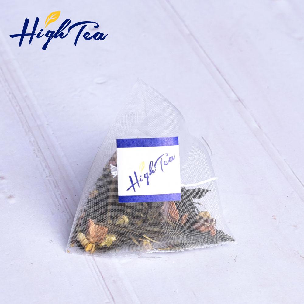 三角立體茶包-蘋果洋甘菊綠茶包