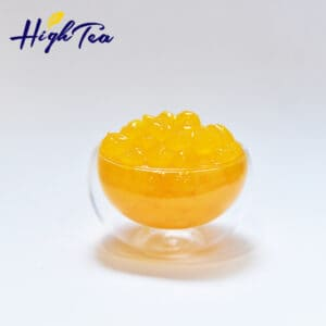Toppings-Agar Jelly Ball (Mango Flavor)