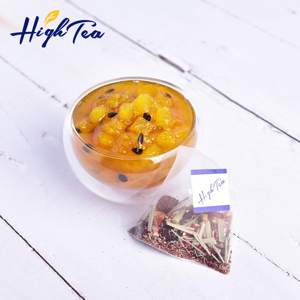 組合包-天堂鳥果茶組-覆盆子萊姆果味茶