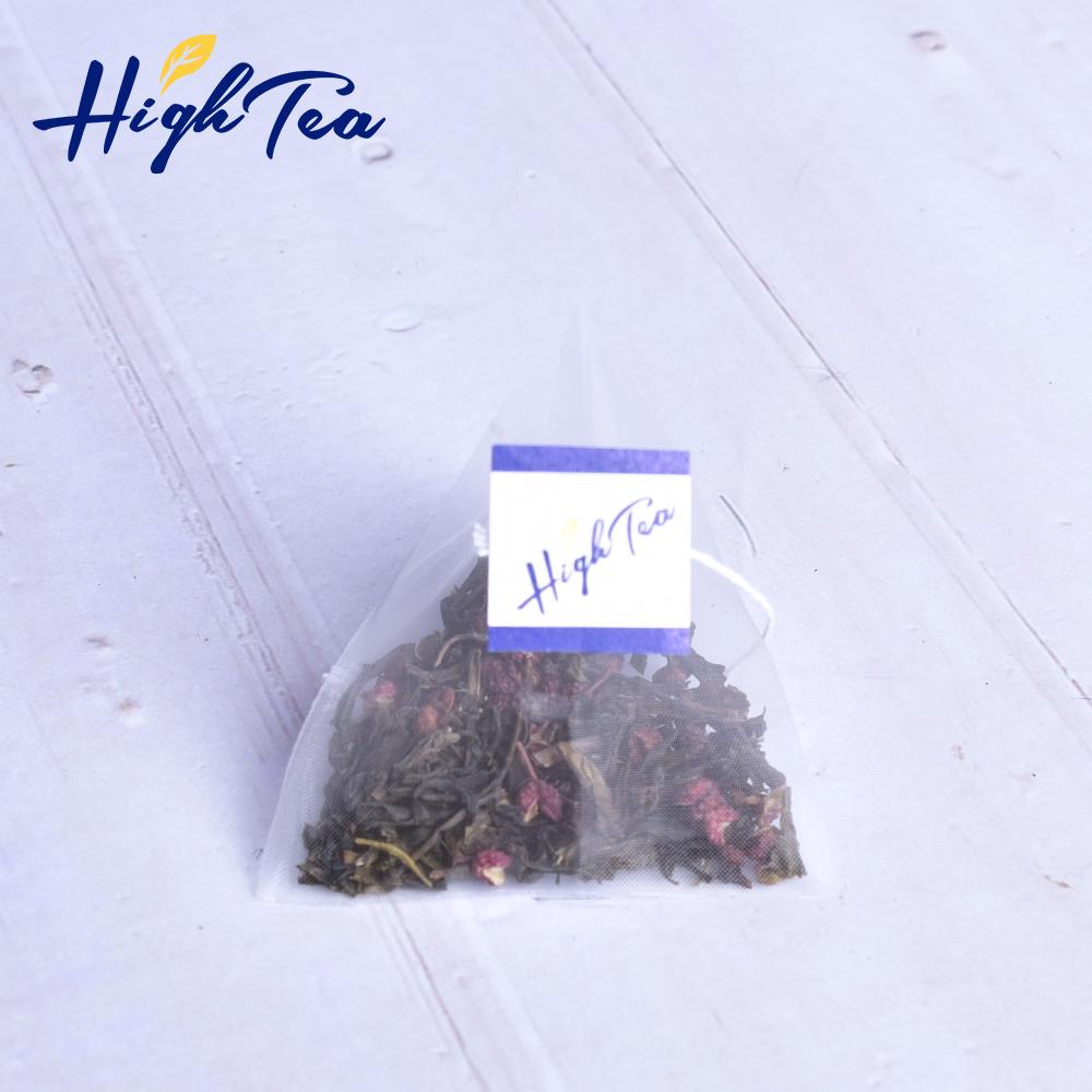 Pyramid Tea Bag- Sichuan Pepper Mellow Jasmine Green Tea Bag